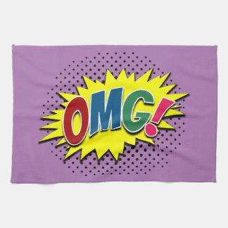 OMG! TOWEL