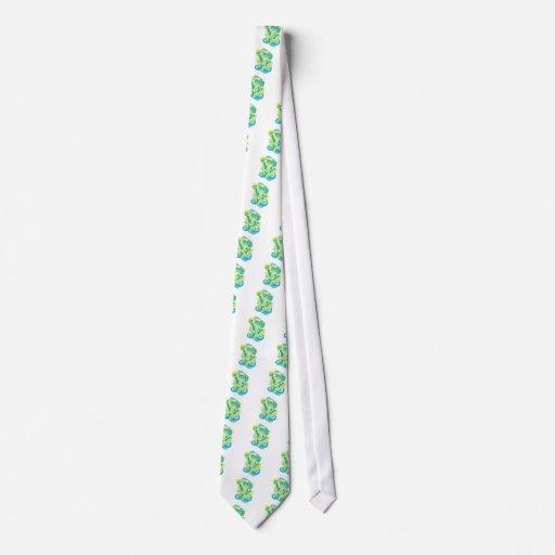 omg un monstruo corbata personalizada