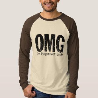 OMG: Un portero magnífico (hockey) Remeras