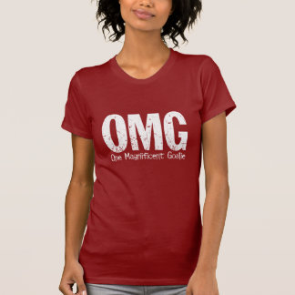 OMG: Un portero magnífico Camiseta