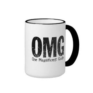 OMG: Un portero magnífico Taza De Café
