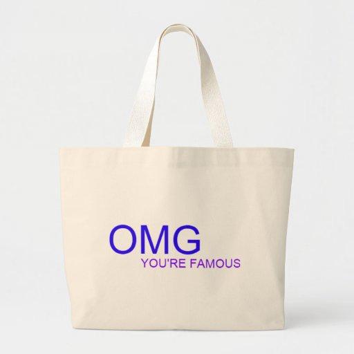 ¡OMG! ¡Usted es famoso! Bolsas
