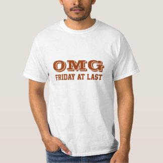 OMG, viernes en el último Camisas