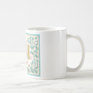 OMG vintage styled graphic expression Coffee Mugs