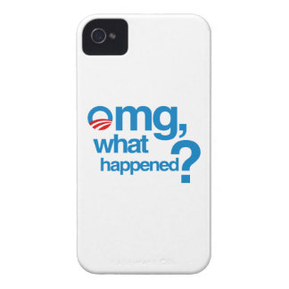 Omg what happened iPhone 4 Case-Mate case