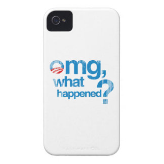 Omg what happened Faded.png iPhone 4 Case-Mate Cases