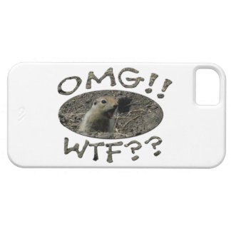OMG WTF Gopher iPhone SE/5/5s Case