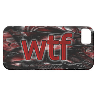 OMG! wtf iPhone SE/5/5s Case