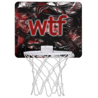 OMG! wtf Mini Basketball Hoops