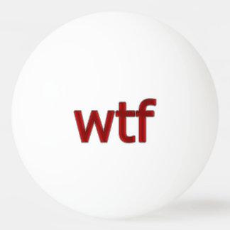 ¡OMG! wtf Pelota De Ping Pong