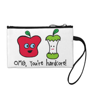 Omg! You're hardcore! Coin Purse