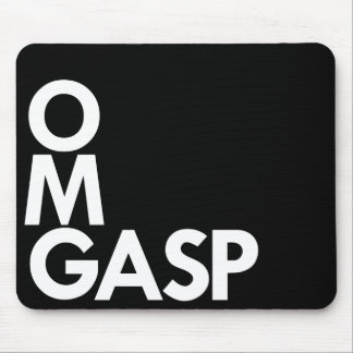 OMGasp Mouse Pad