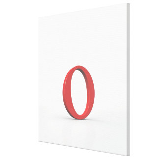Omicron 2 stretched canvas prints