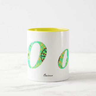 OMICRON Two-Tone COFFEE MUG