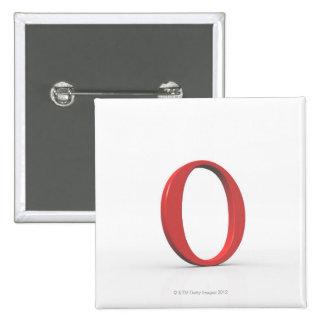 Omicron Pinback Button