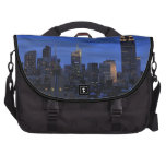 Ominous Clouds: Hurricane Sandy Approaches NYC Laptop Commuter Bag