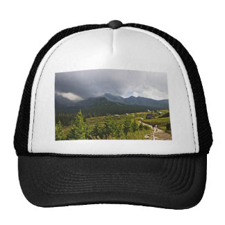 Ominous Clouds In Poland Trucker Hat