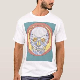 Ominous Eyes Skull T-Shirt