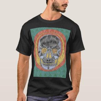 OMinous Eyes X-Ray Skull T-Shirt