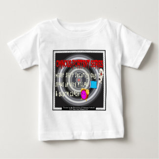 Ominous Portents Series, No. 1 - Bad security guy Baby T-Shirt
