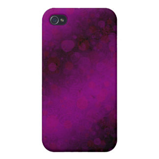 Ominous Purple Case For iPhone 4