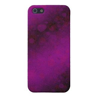 Ominous Purple Case For iPhone SE/5/5s