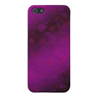 Ominous Purple Cover For iPhone SE/5/5s