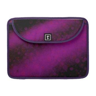 Ominous Purple Sleeve For MacBooks