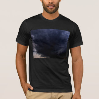 Ominous Sunrise Storm Clouds by KLM T-Shirt