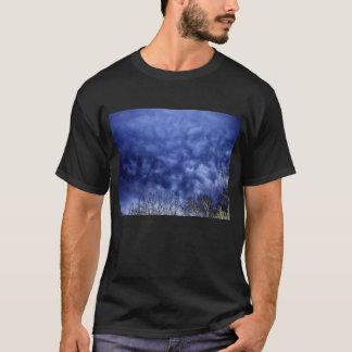 Ominous X-Ray Sky T-Shirt