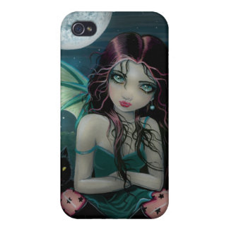 Ominously Sweet Vampire Fairy iPhone Case iPhone 4/4S Covers