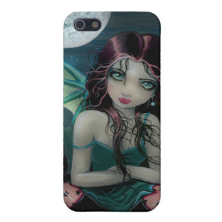 Ominously Sweet Vampire Fairy iPhone Case