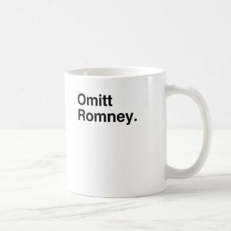 Omitt Romney png Mug