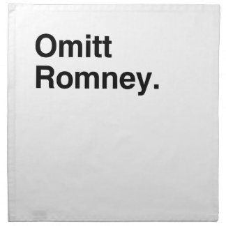 Omitt Romney.png Servilleta Imprimida