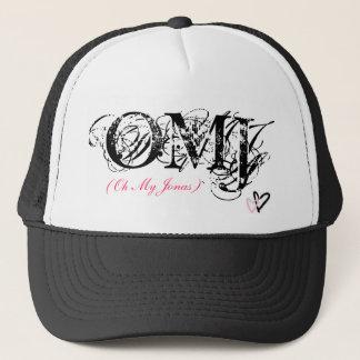 OMJ, ( Oh My Jonas ) - Customized - Customized Trucker Hat