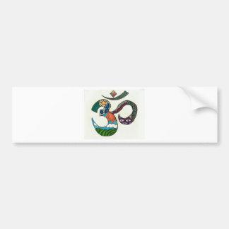 OmkarZen Bumper Sticker