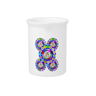 OMmantra - Breath Chant Meditate Drink Pitchers