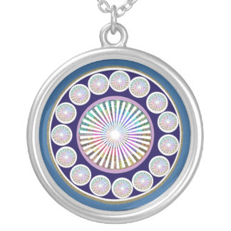 OmMantra Chakra Yoga  - Passion of Expression Necklaces
