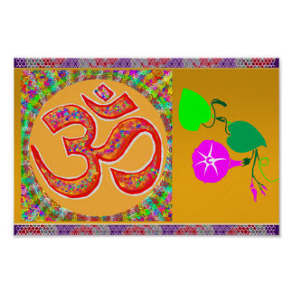 OMmantra Om Mantra Chants Poster