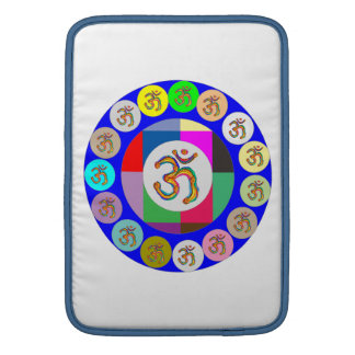OmMantra OM MANTRA Coins Design MacBook Air Sleeve
