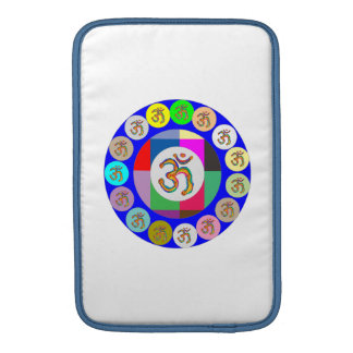 OmMantra OM MANTRA Coins Design Sleeve For MacBook Air