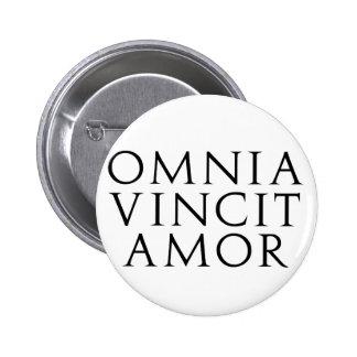 Omnia Vincit Amor Buttons