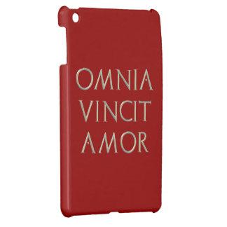 Omnia Vincit Amor iPad Mini Case