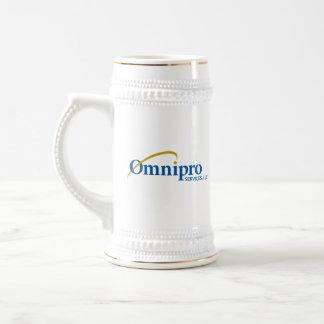 Omnipro mantiene la taza blanca de Stein