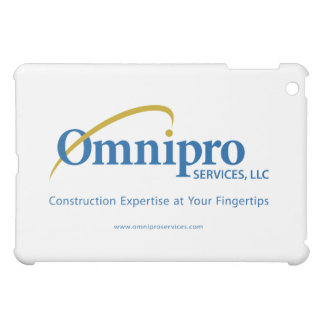 Omnipro Services iPad Cover