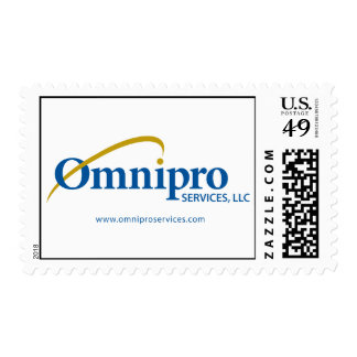 Omnipro Services Postage Stamp
