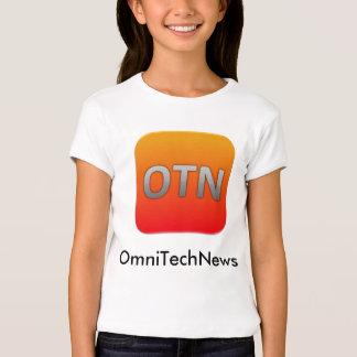 OmniTechNews T-shirt - Kids, Girls