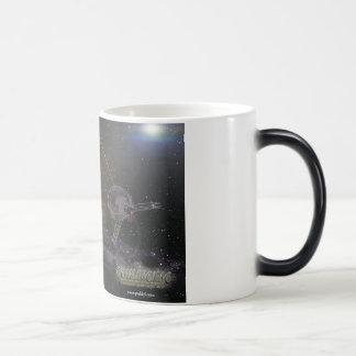 Omniverse Morphing Mug