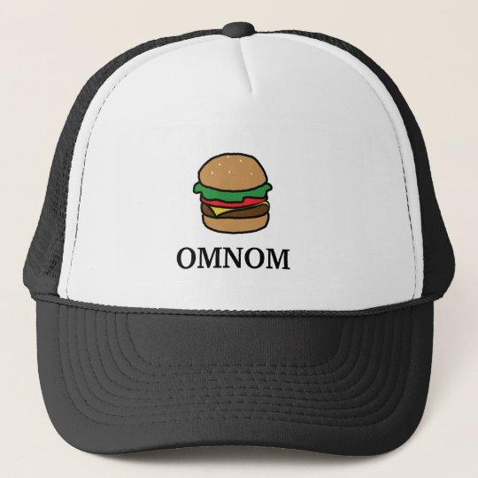 Omnom Burger Hat