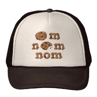 Omnomnom Chocolate Chip Crispy Yummy Cookies Trucker Hat